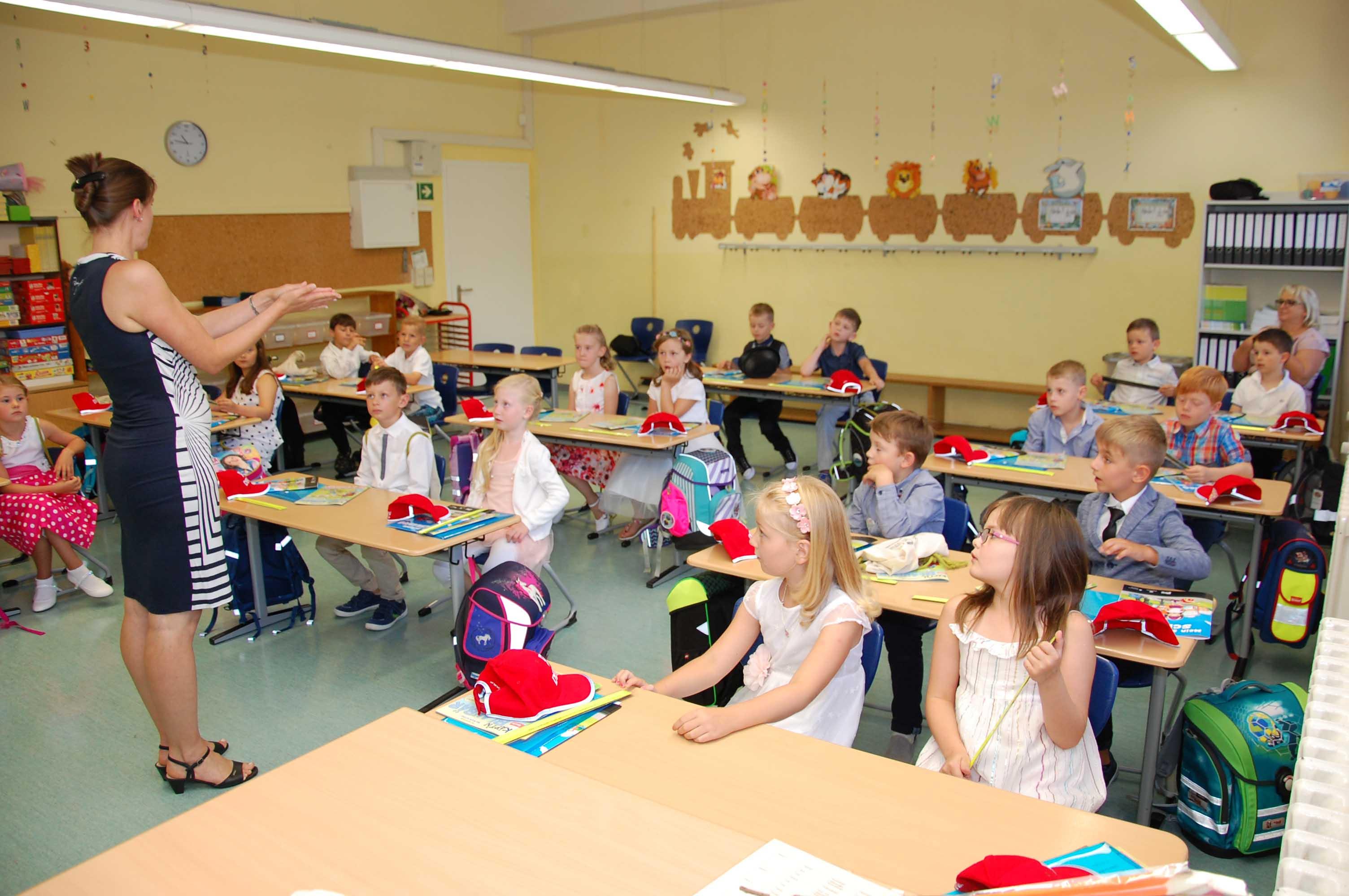 Kennenlernen neue klasse grundschule